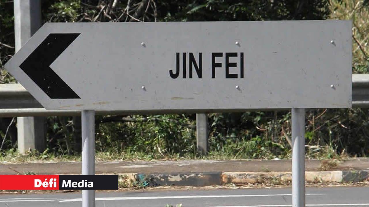 jinfei