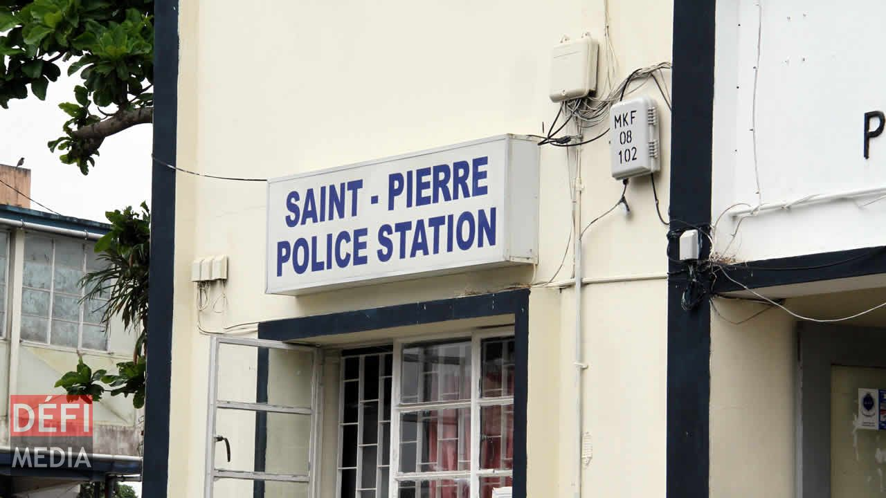 st pierre police