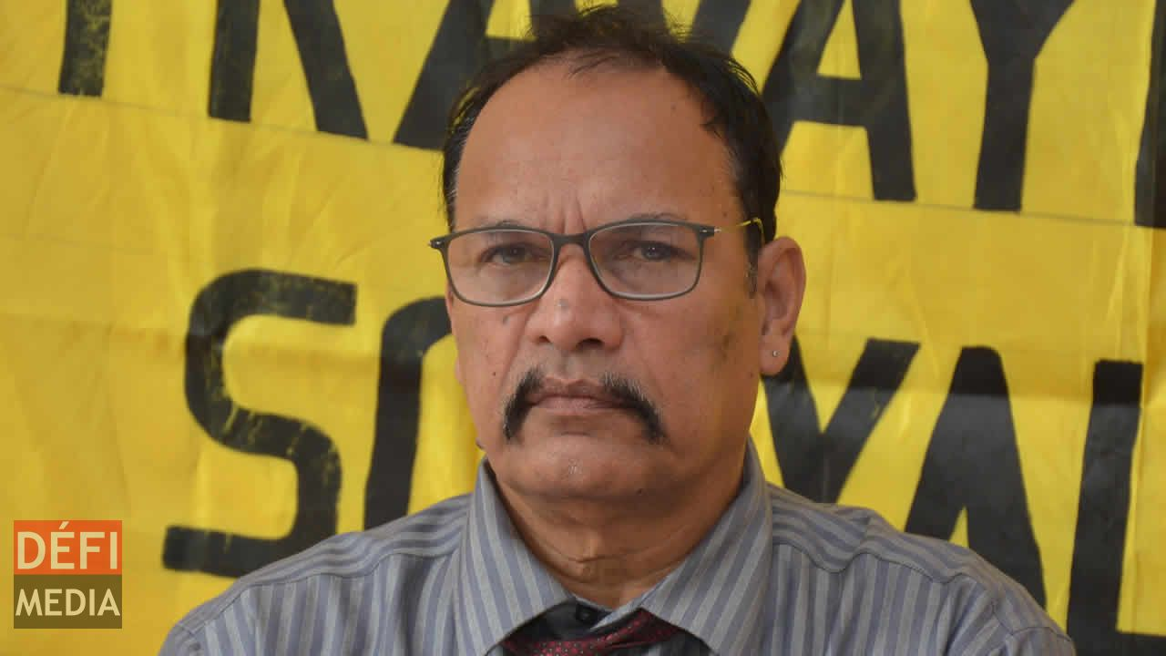 Dr Rajah Madhewoo