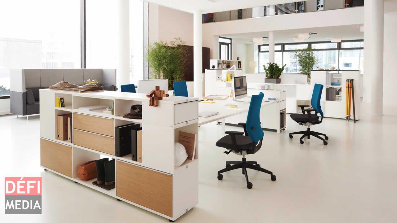 Immobilier forte demande pour les espaces bureaux dans le centre