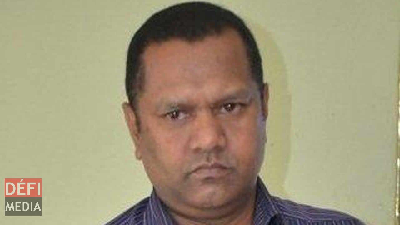 Mukesh Mungul.