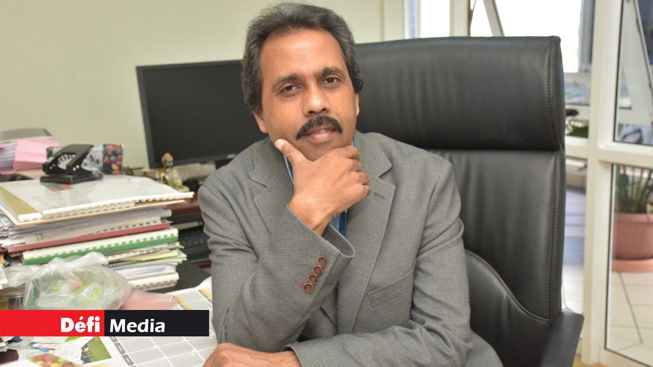 Suren Surat, CEO de SKC Surat.