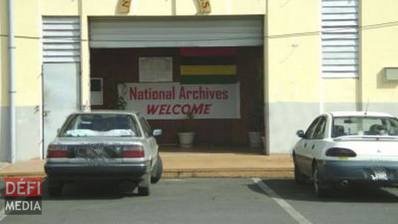archieve national