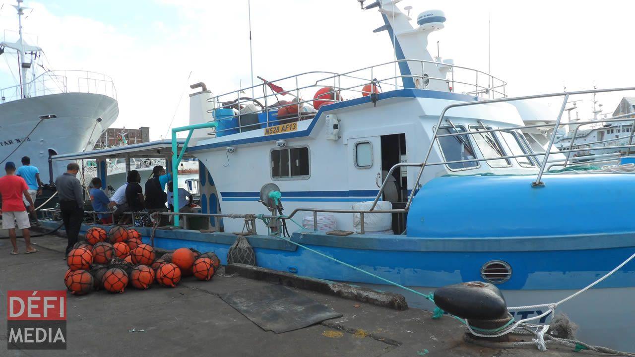 On compte 1,8 million de tonnes de thon et espèces liées dans la ZEE de Maurice.
