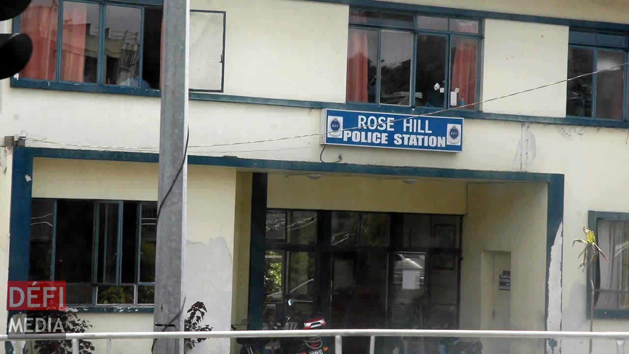 police de Rose-Hill