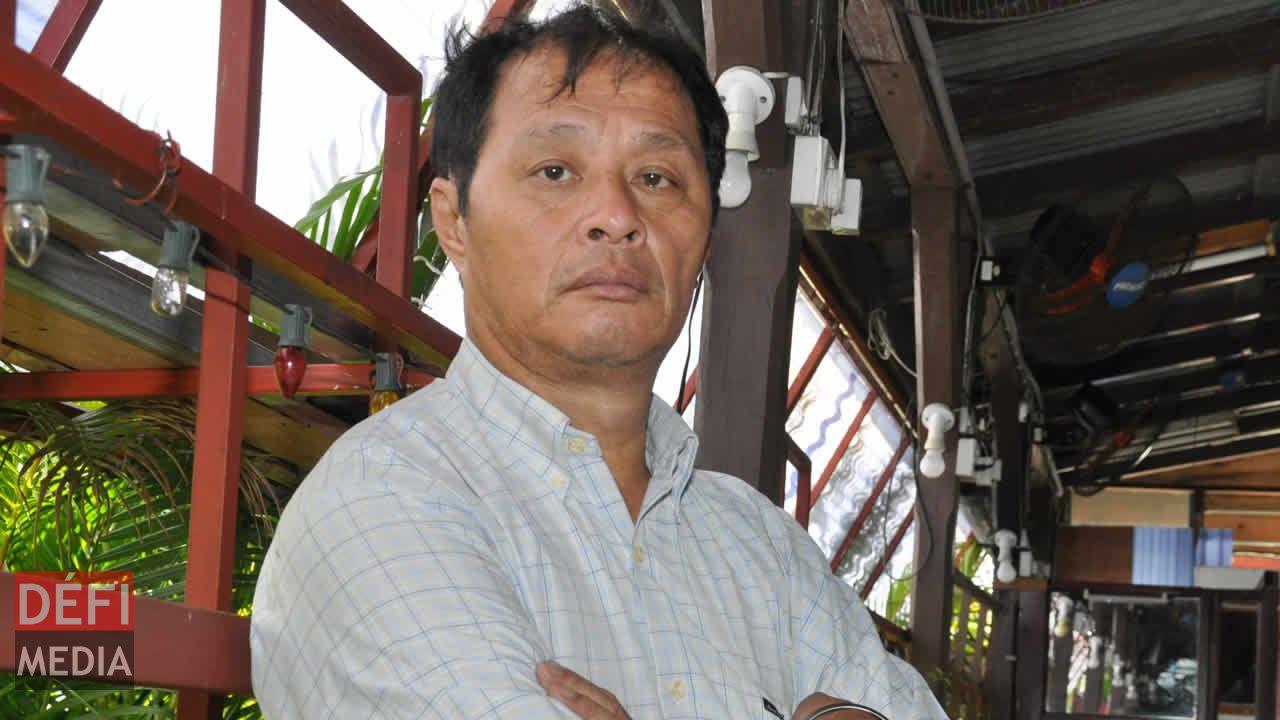 Georges Ah Yan