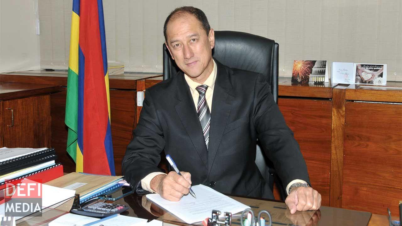 Alain Wong