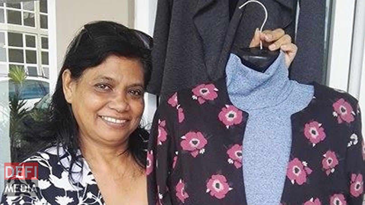 Selon la femme entrepreneure, les vêtements cousus sur mesure sont de plus en plus prisés par les Mauriciens.