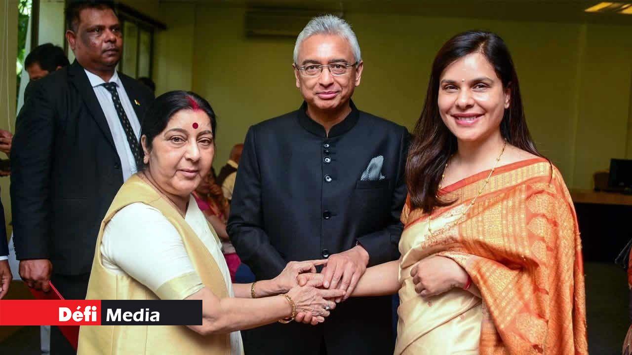 Shrimati Sushma Swaraj
