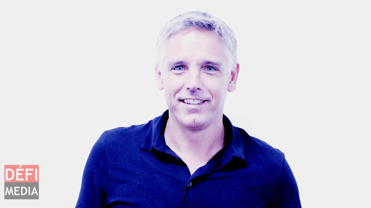 Damien Bathurst, directeur commercial et marketing de ProContact