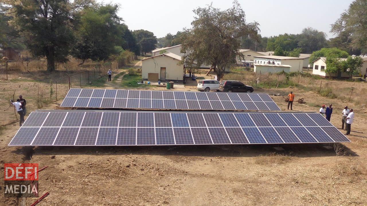 Solar Zimbabwe