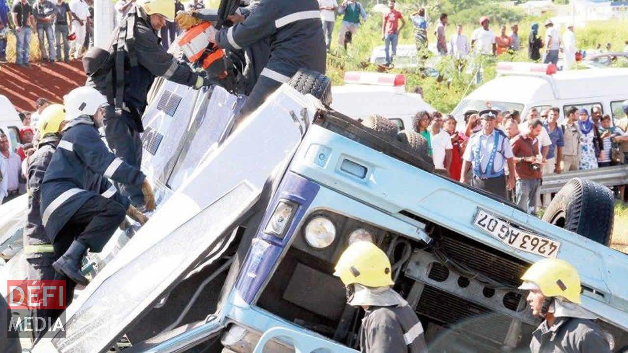 Accident Soreze