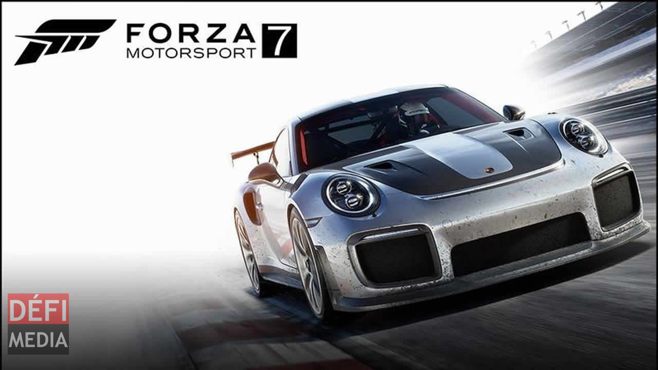 Forza Motorsport 7 - Le jeu est Gold et une démo arrive