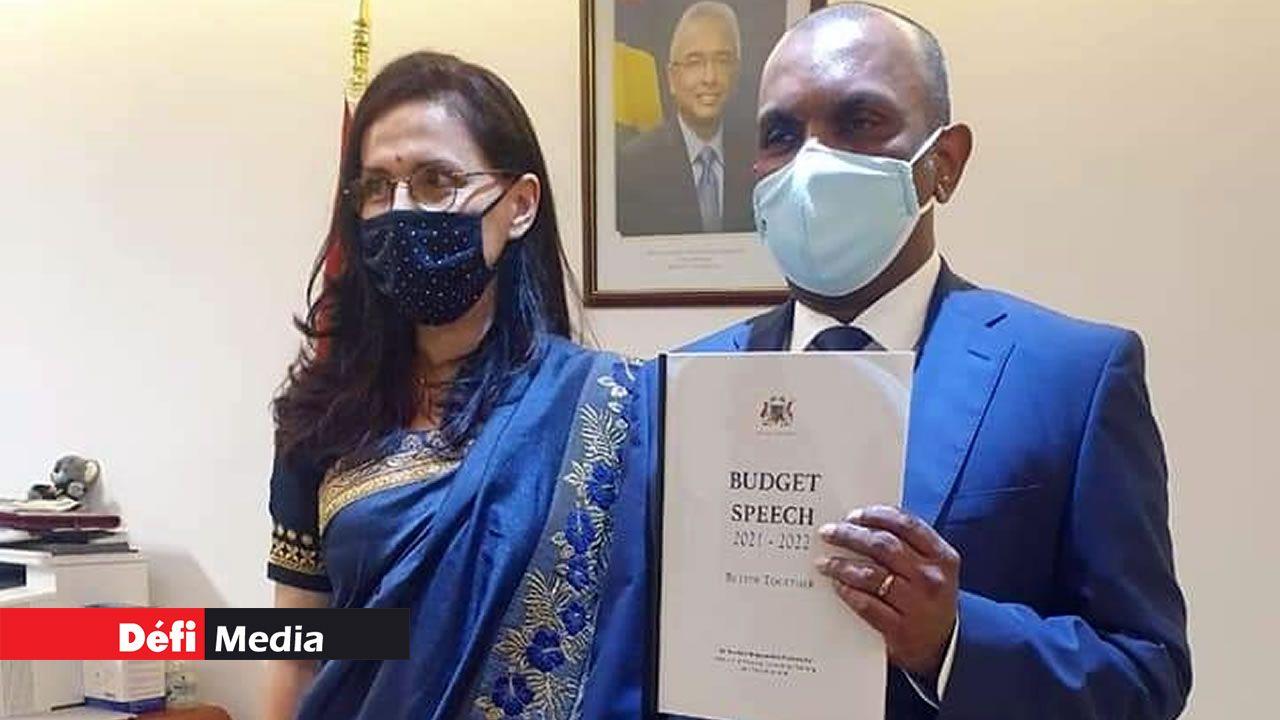 Budget 2021/2022 : Renganaden Padayachy présente son deuxième budget