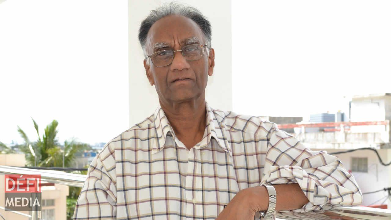 Pitch Venkatasawmy de Think Mauritius :