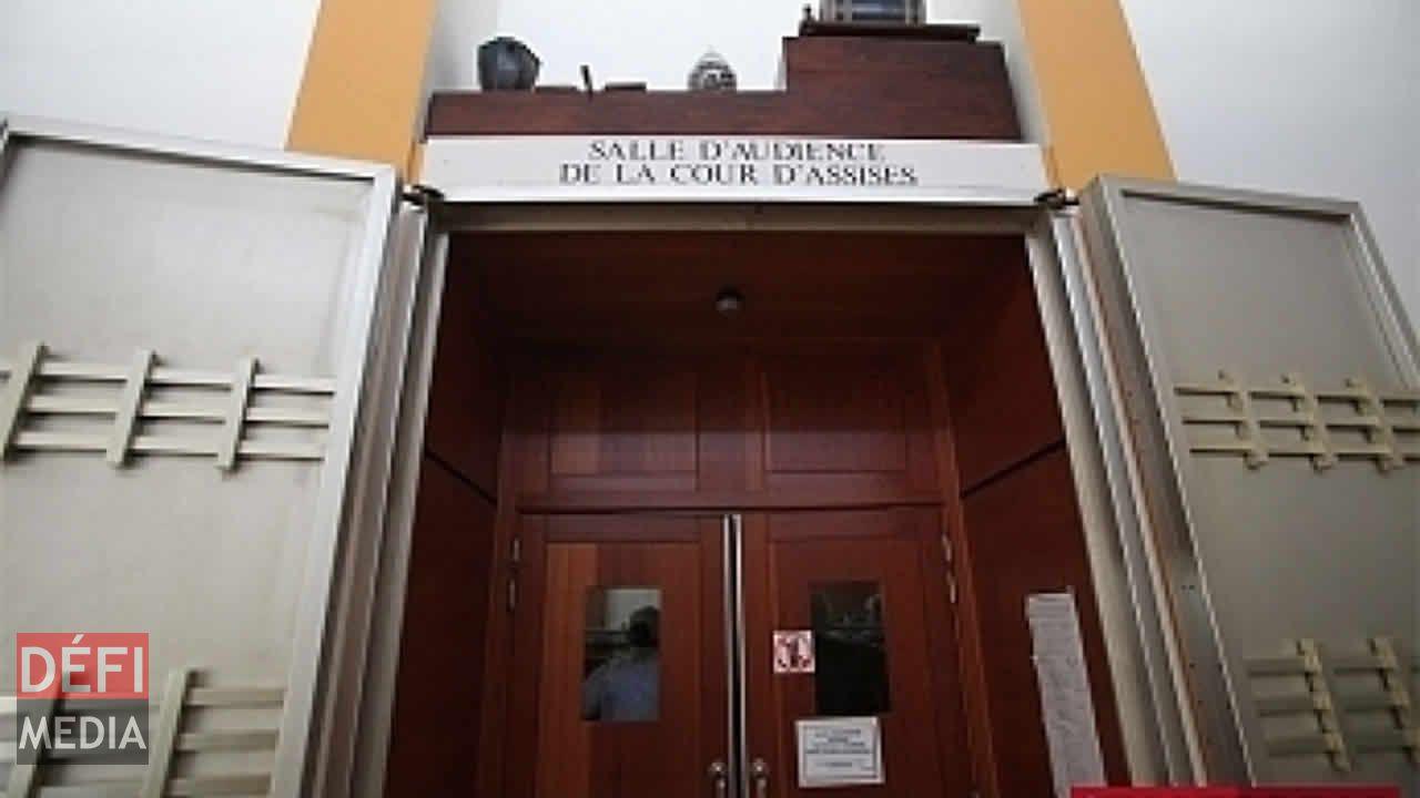 La Cour d'Assises de Saint-Denis