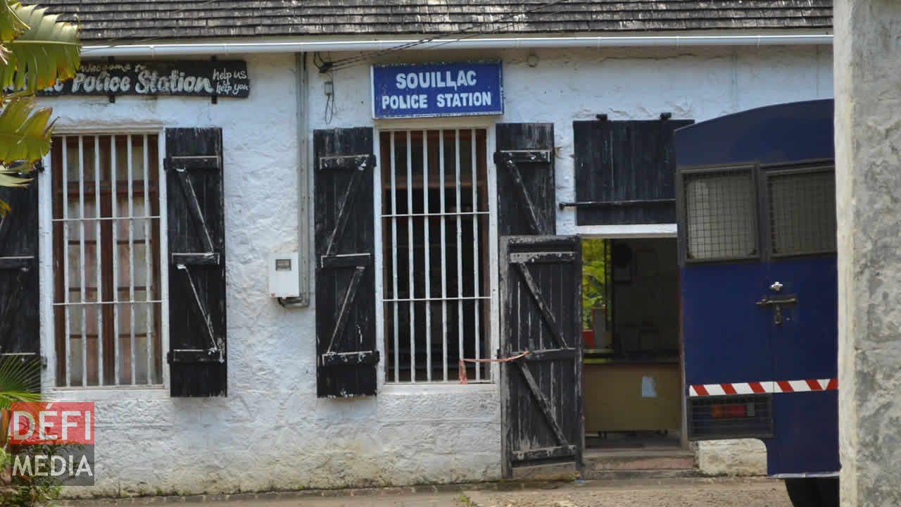 La police de Souillac