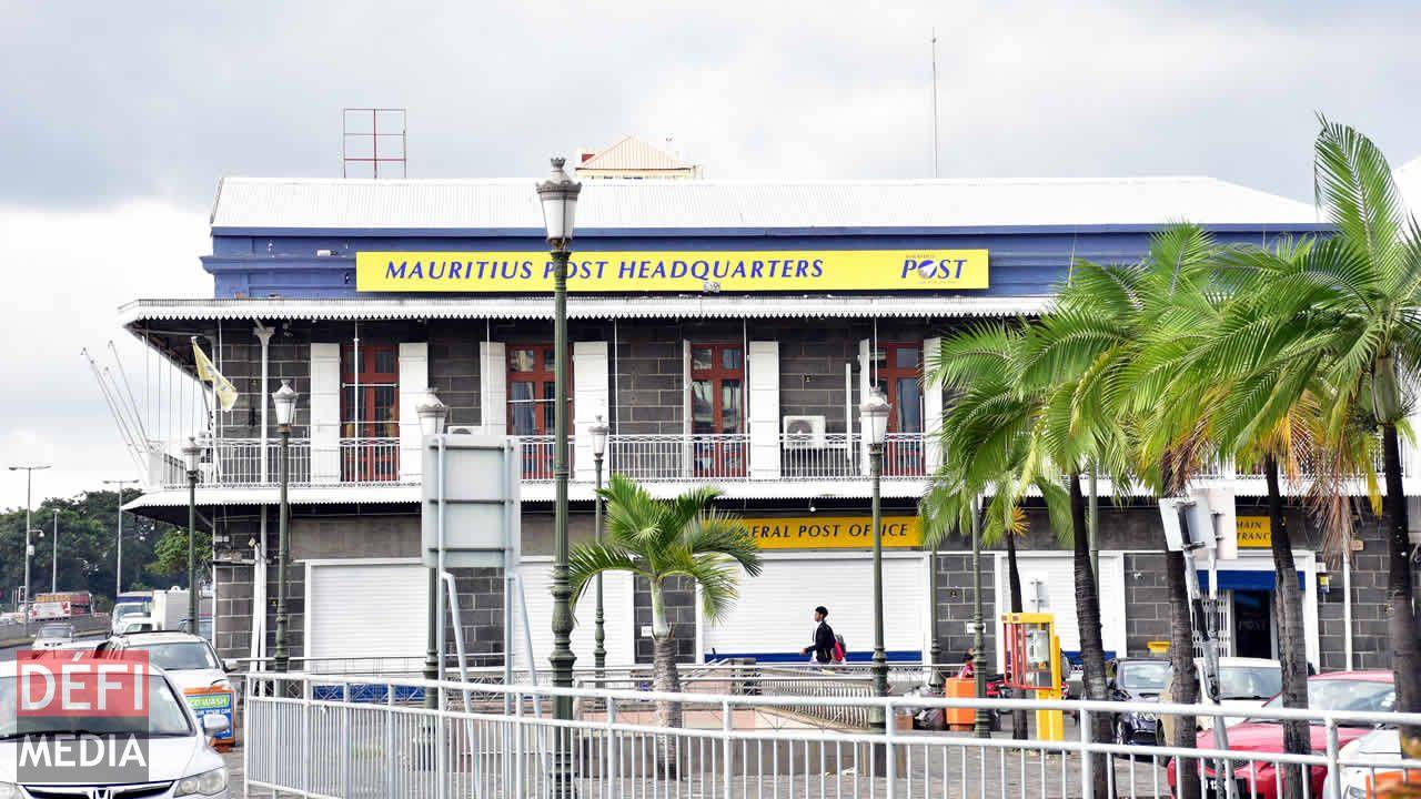 Mauritius Post Ltd