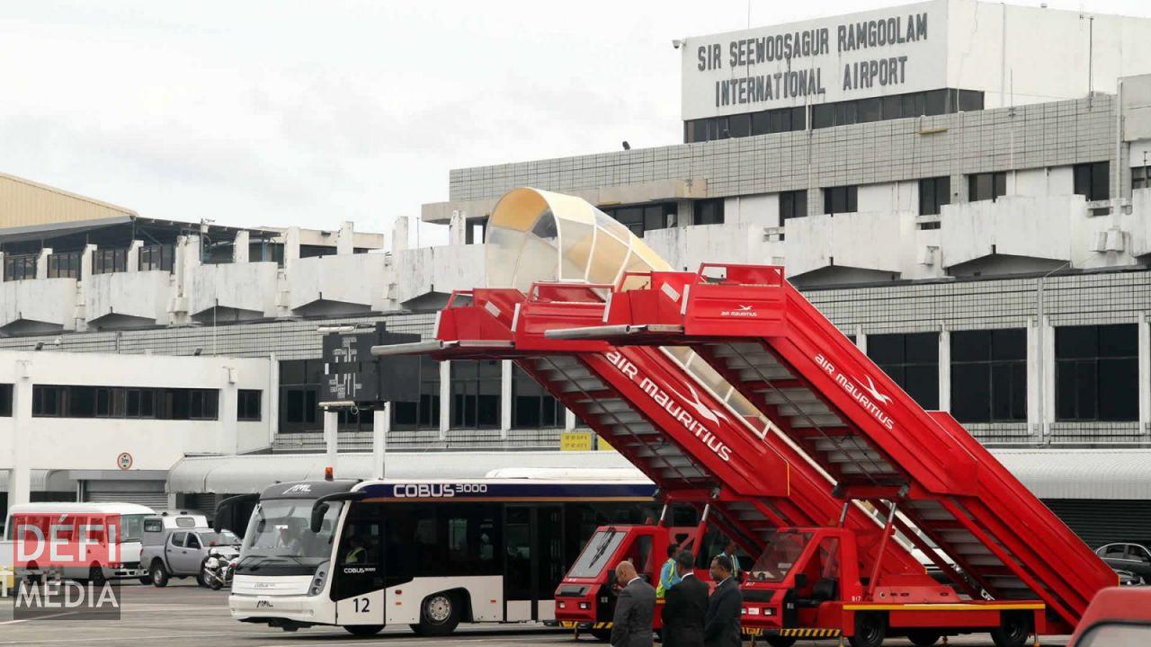 L'aéroport sir Seewoosagur Ramgoolam (SSR) à Plaisance