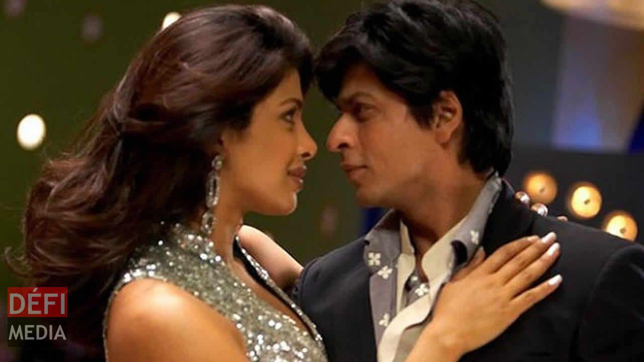 Priyanka Chopra et Shah Rukh Khan