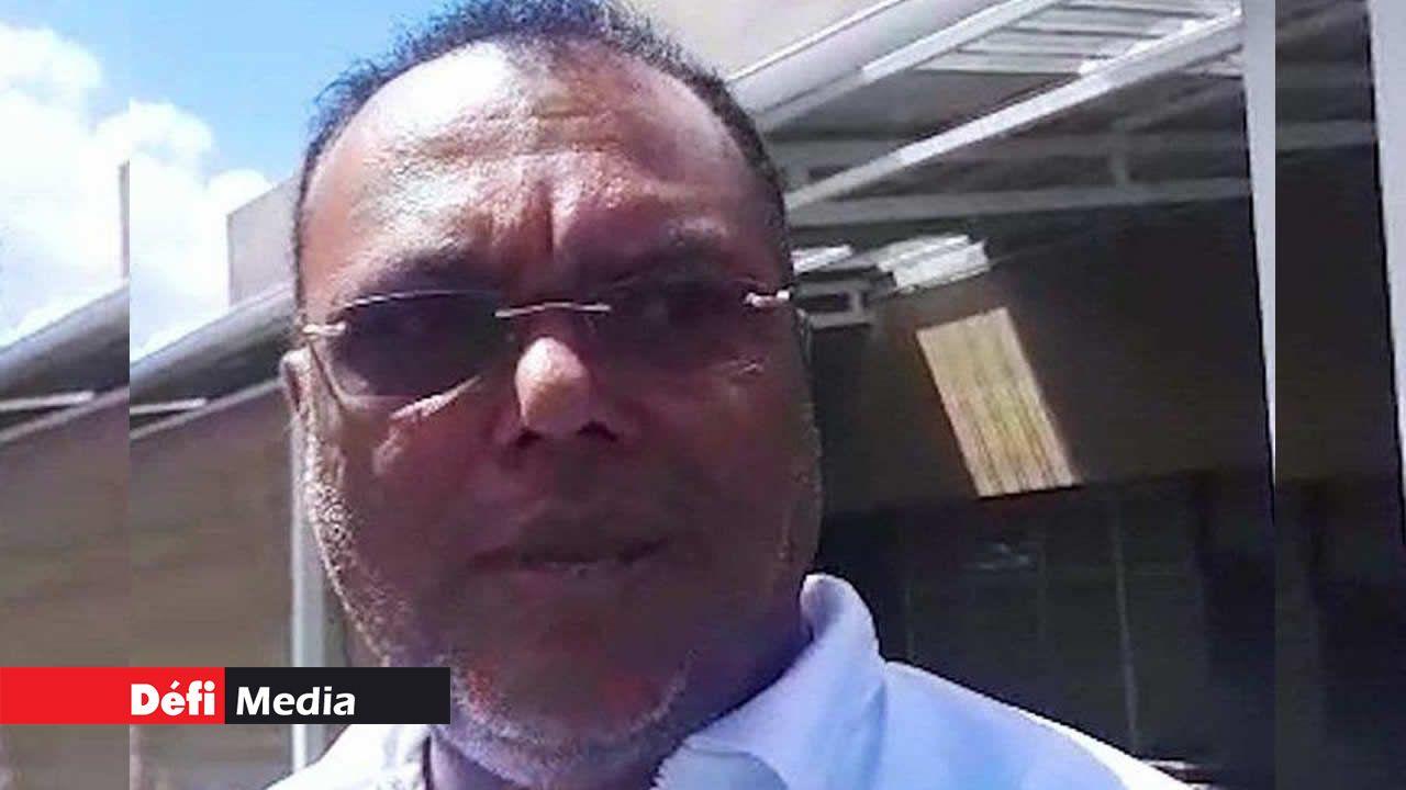Mohammad Faadil Choonee.