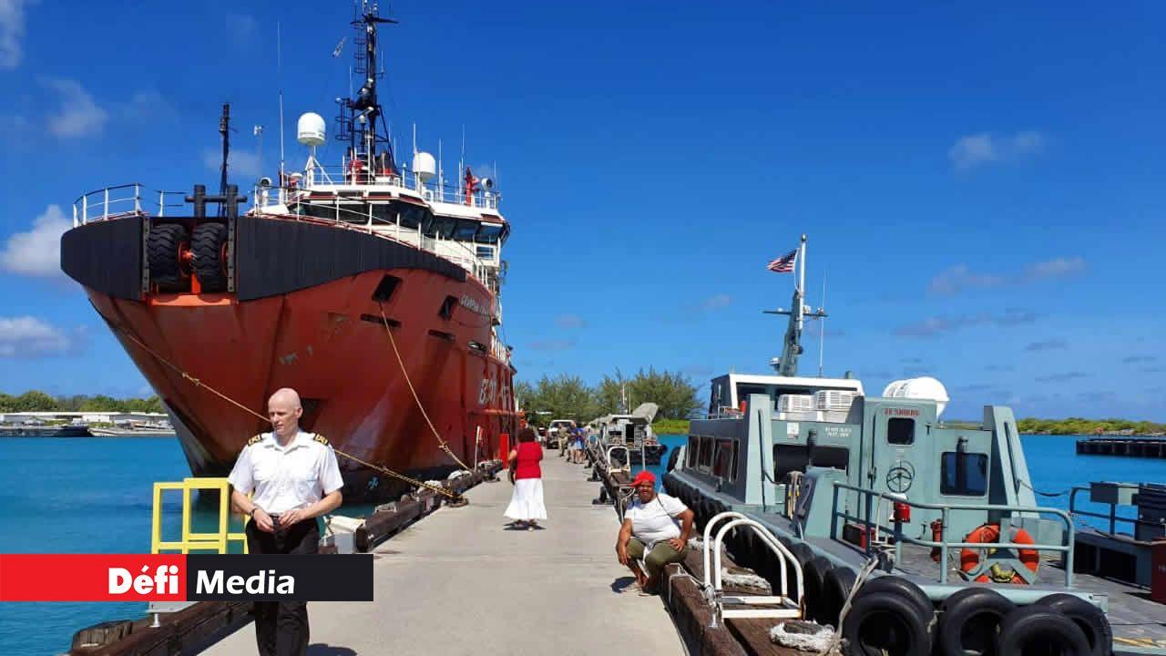 Visite aux Chagos