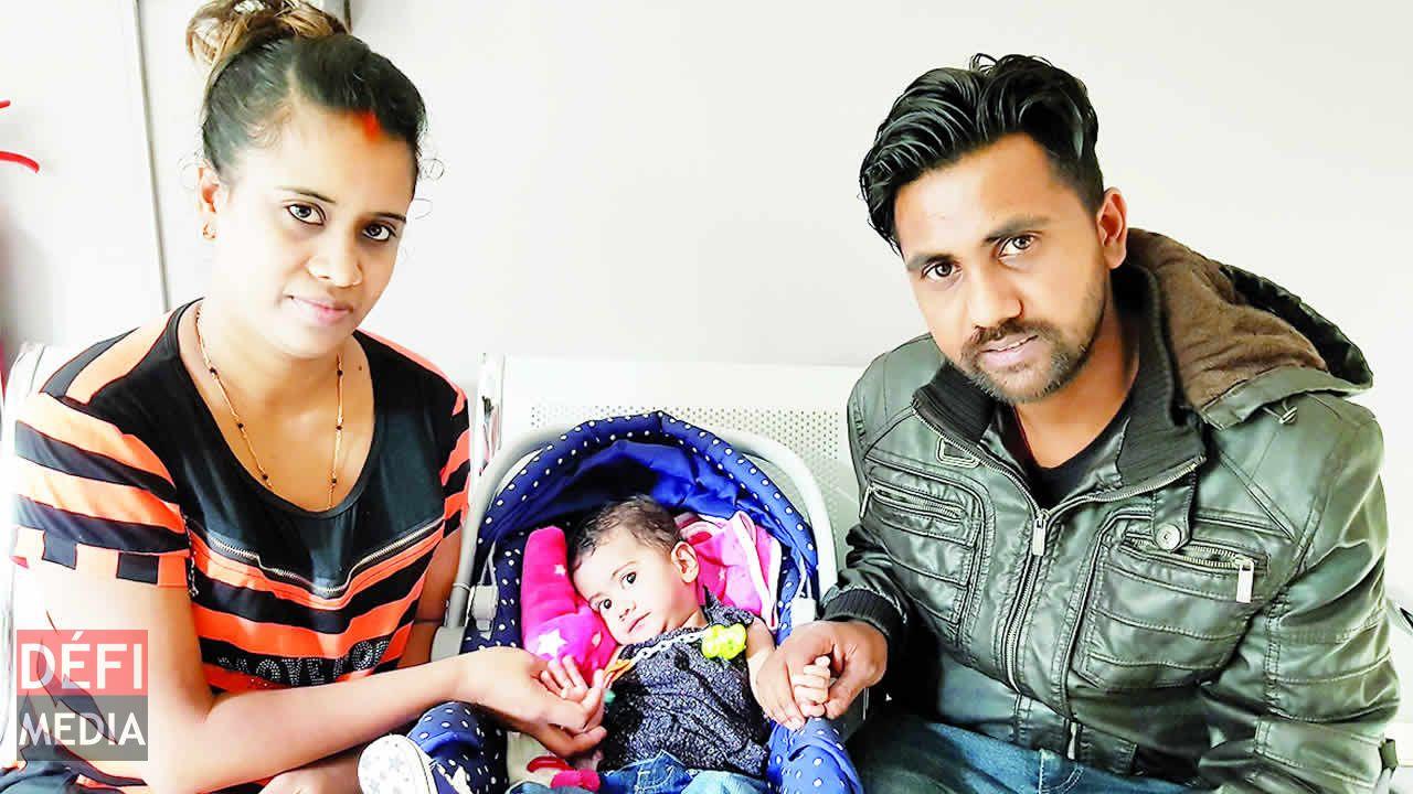 Ridhima et Bharat Singh