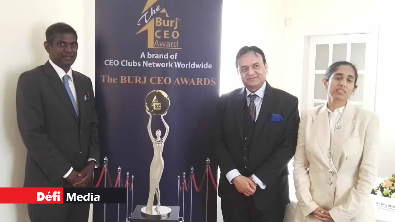 Burj CEO Awards & Business Summit