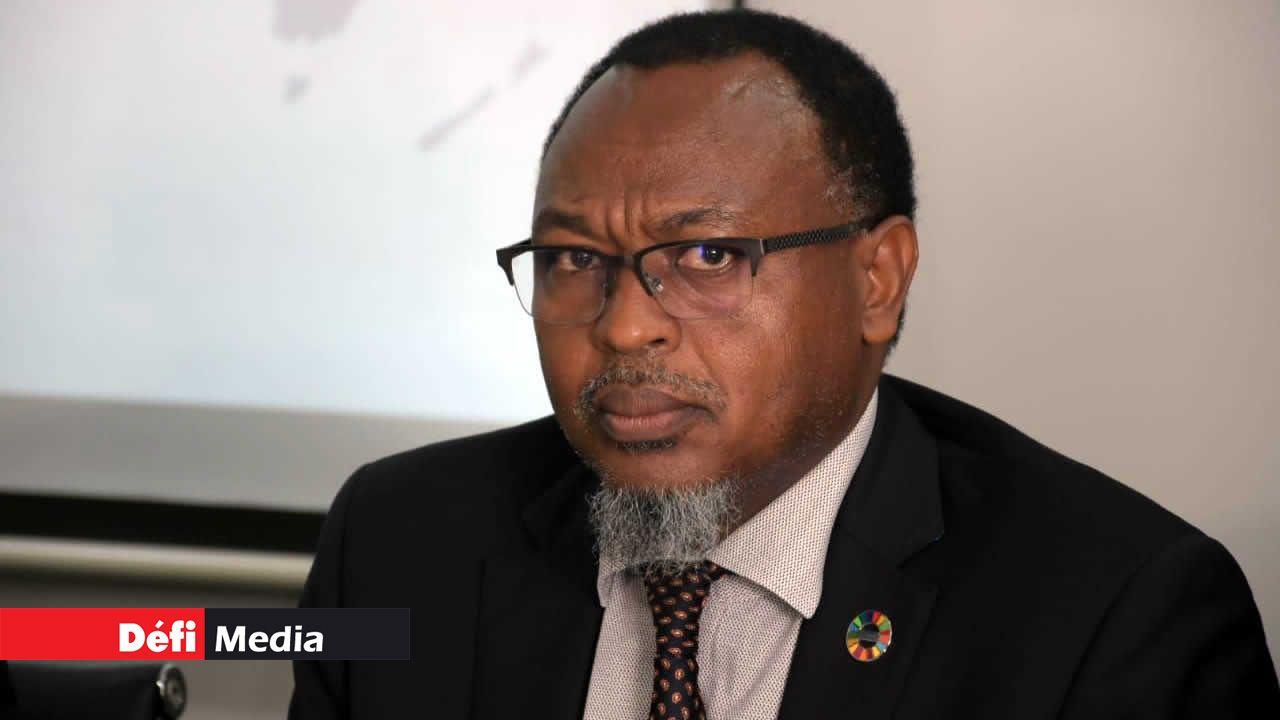 Dr Laurent Musango