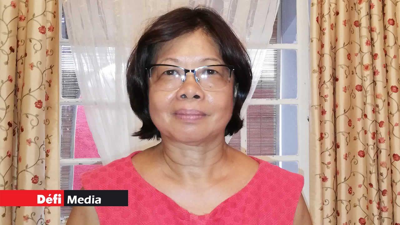 Dorine Fong Wen Poorun