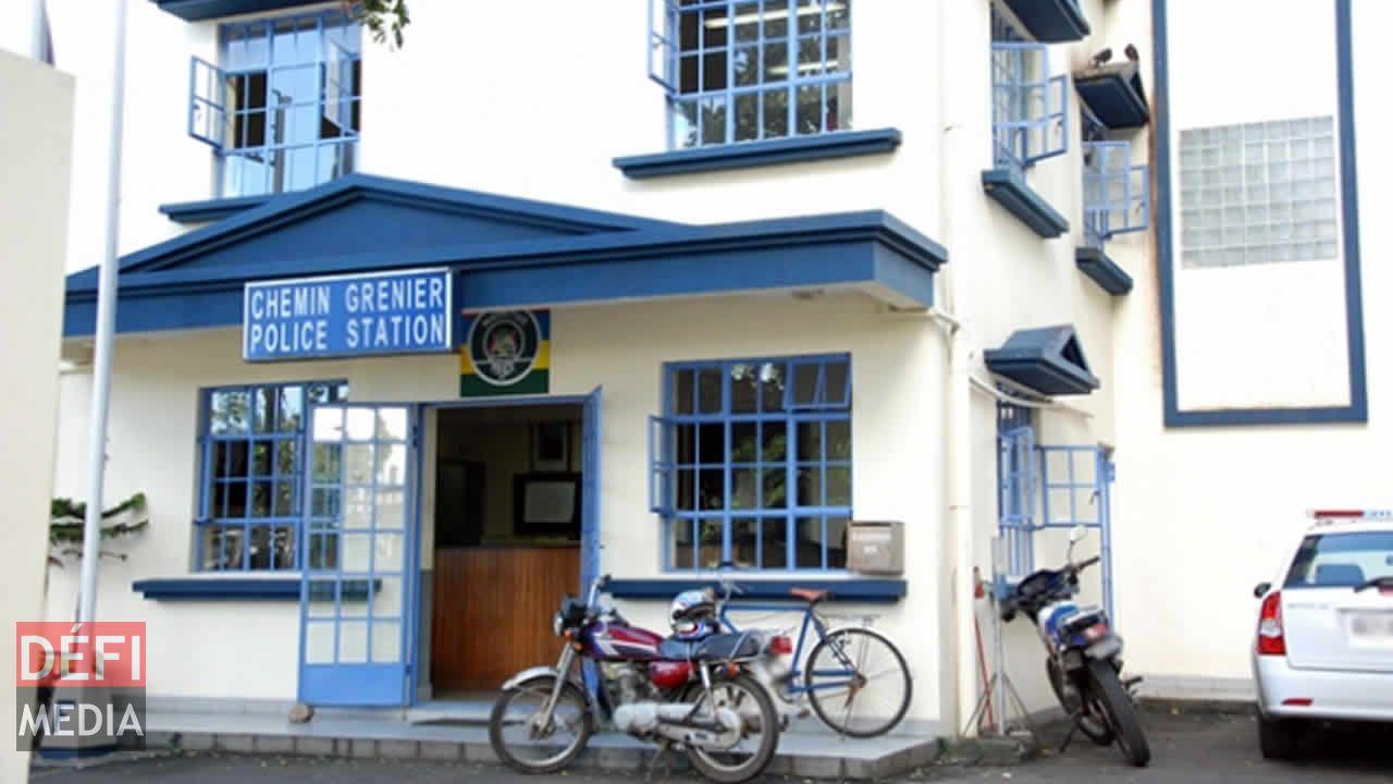 poste de police de Chemin-Grenier