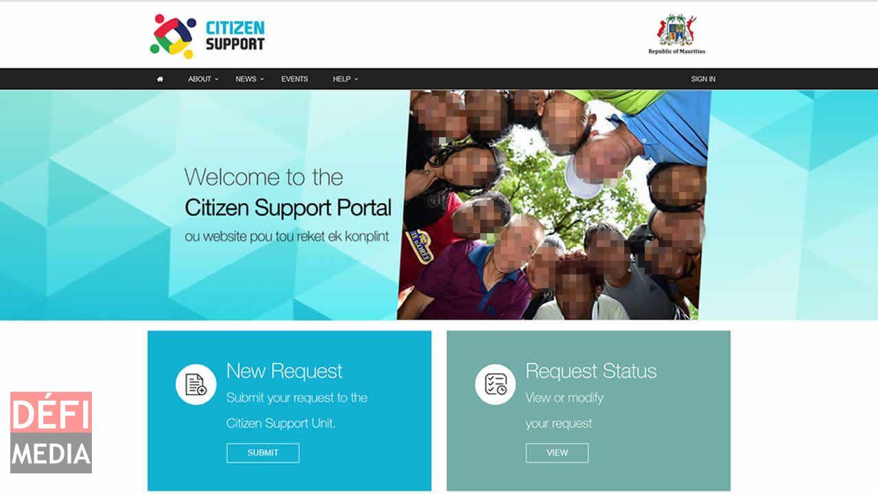 Citizen Support Unit