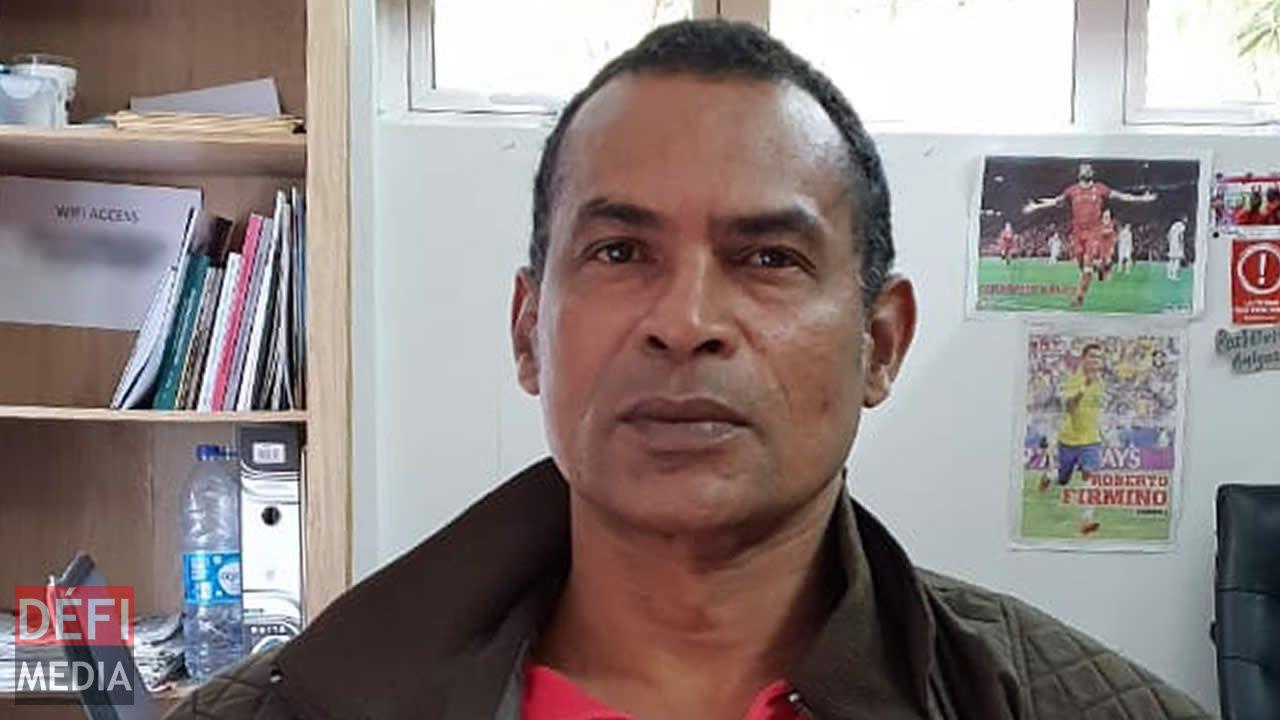Fareed Dookhit.