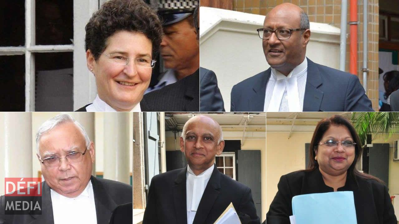Les avocats de Pravind Jugnauth