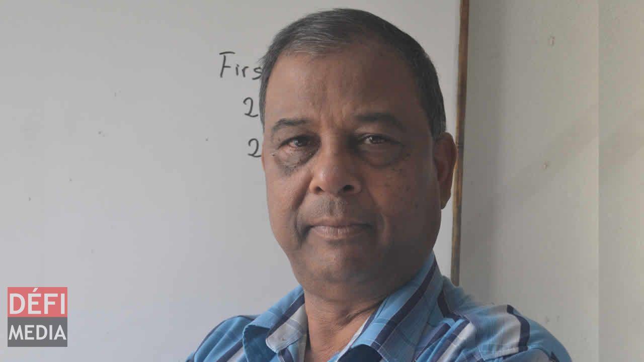 Vinod Seegum.
