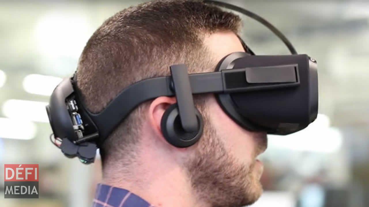 Facebook prépare un casque VR