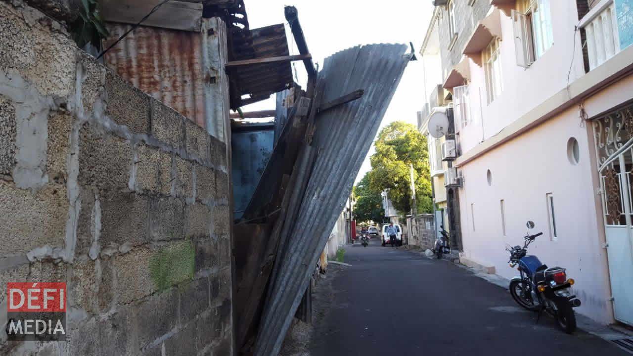 la rue Dugareau