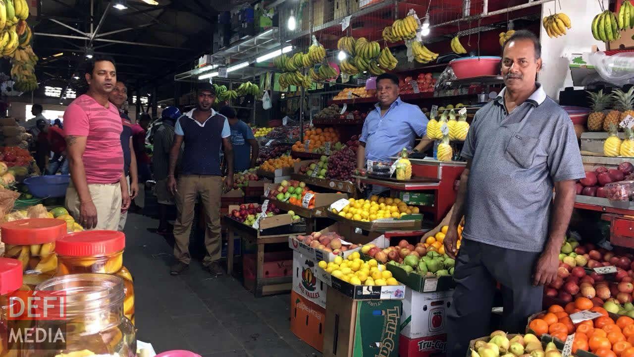 marché de Rose-Hill