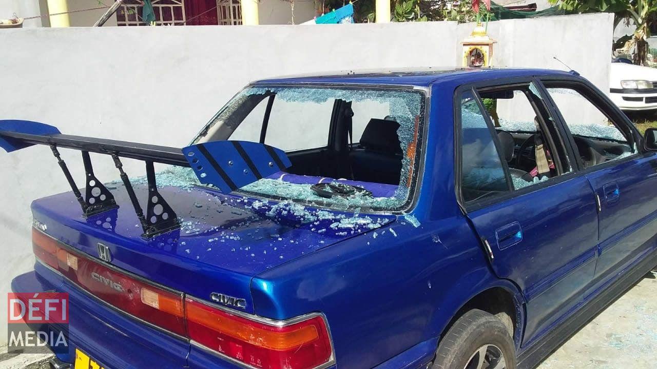 Actes de vandalisme aggravés