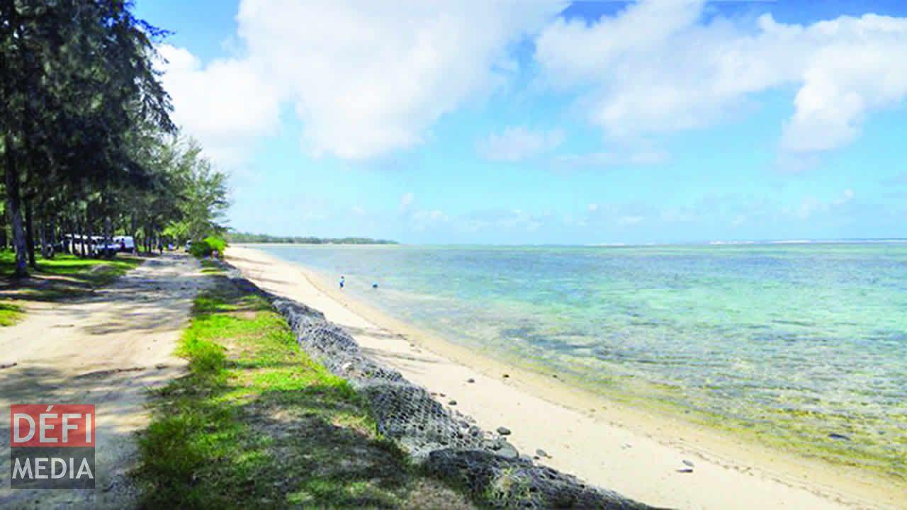 la plage de Pomponnette