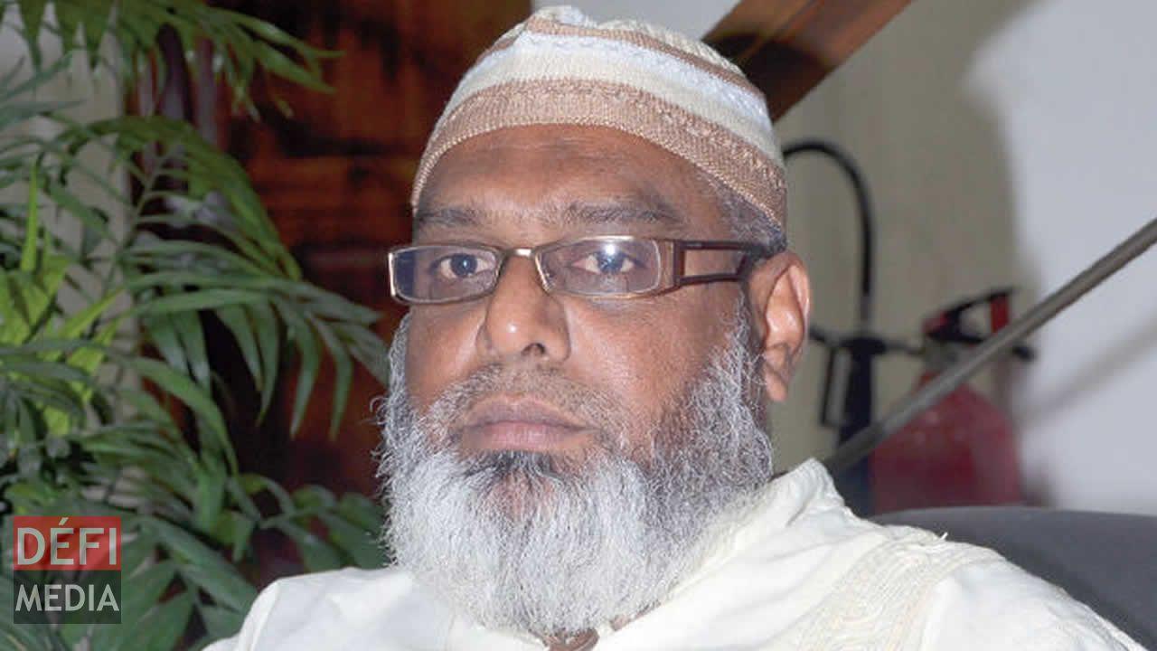 L'imam Moussa Beeharry
