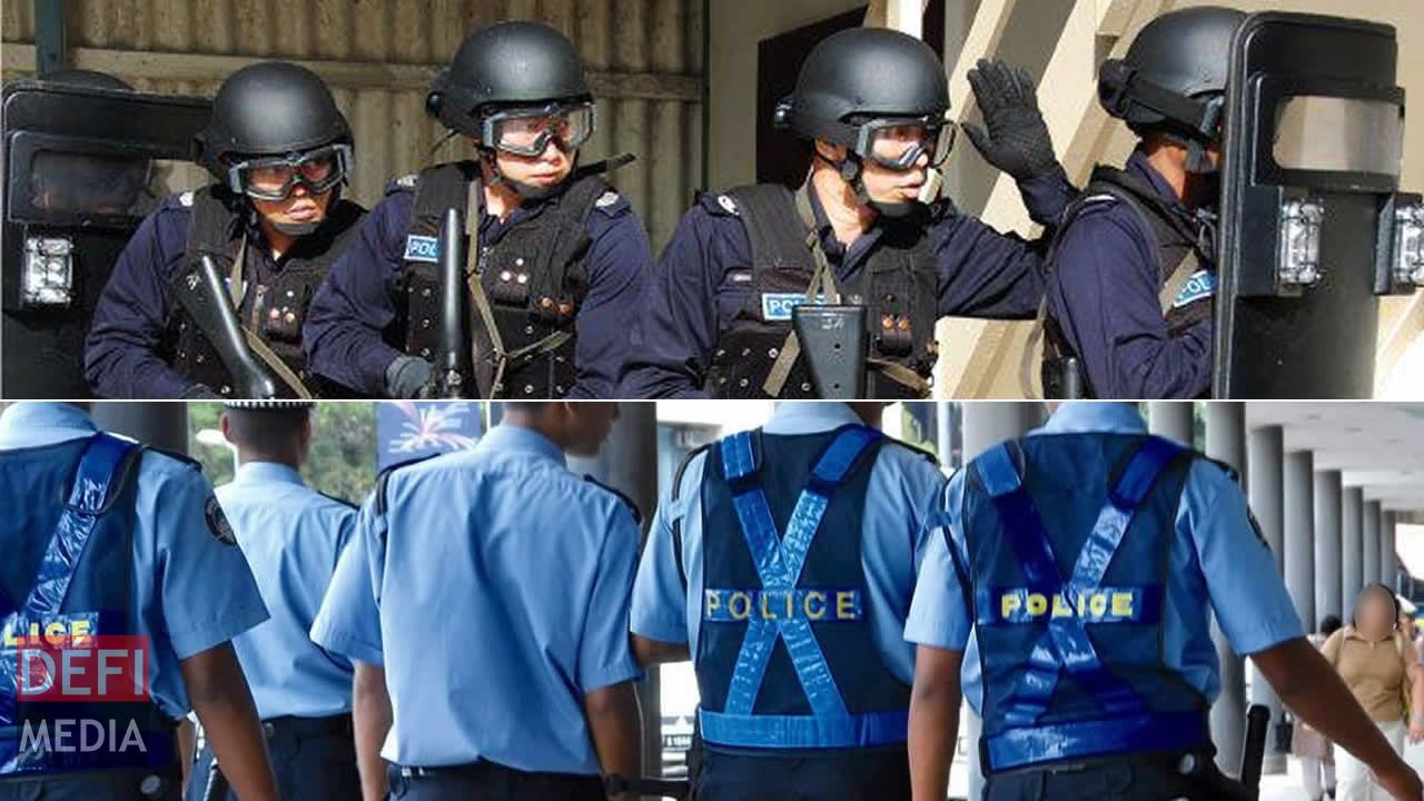 police singapourienne