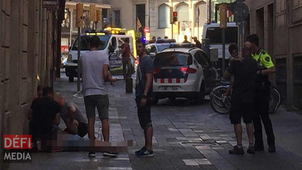 Un suspect identifié — Attentat de Barcelone