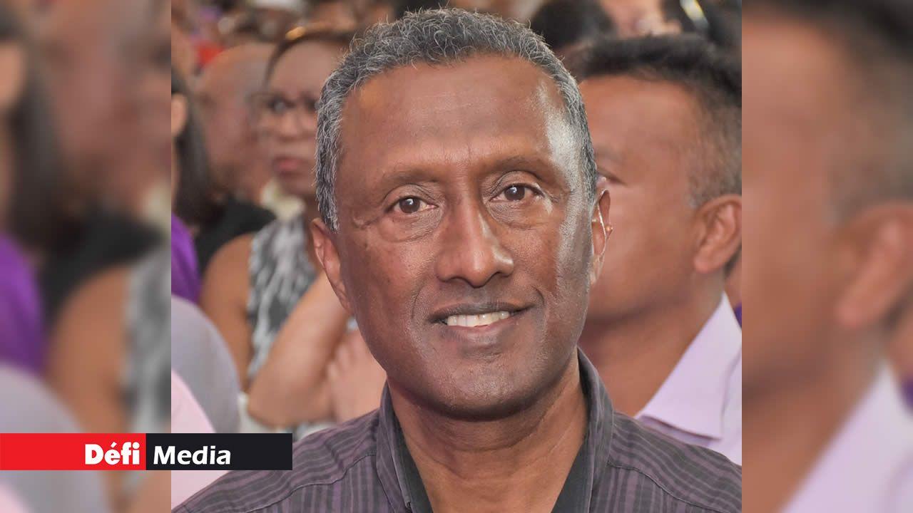 Kishore Pertab