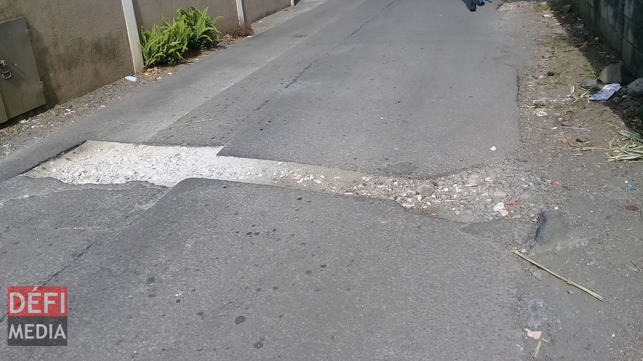 Avenue S.V. Murugan, Quatre-Bornes