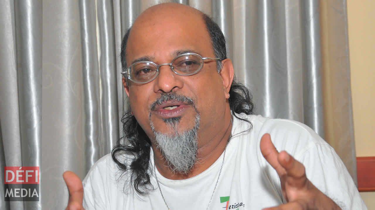 Ashok Subron