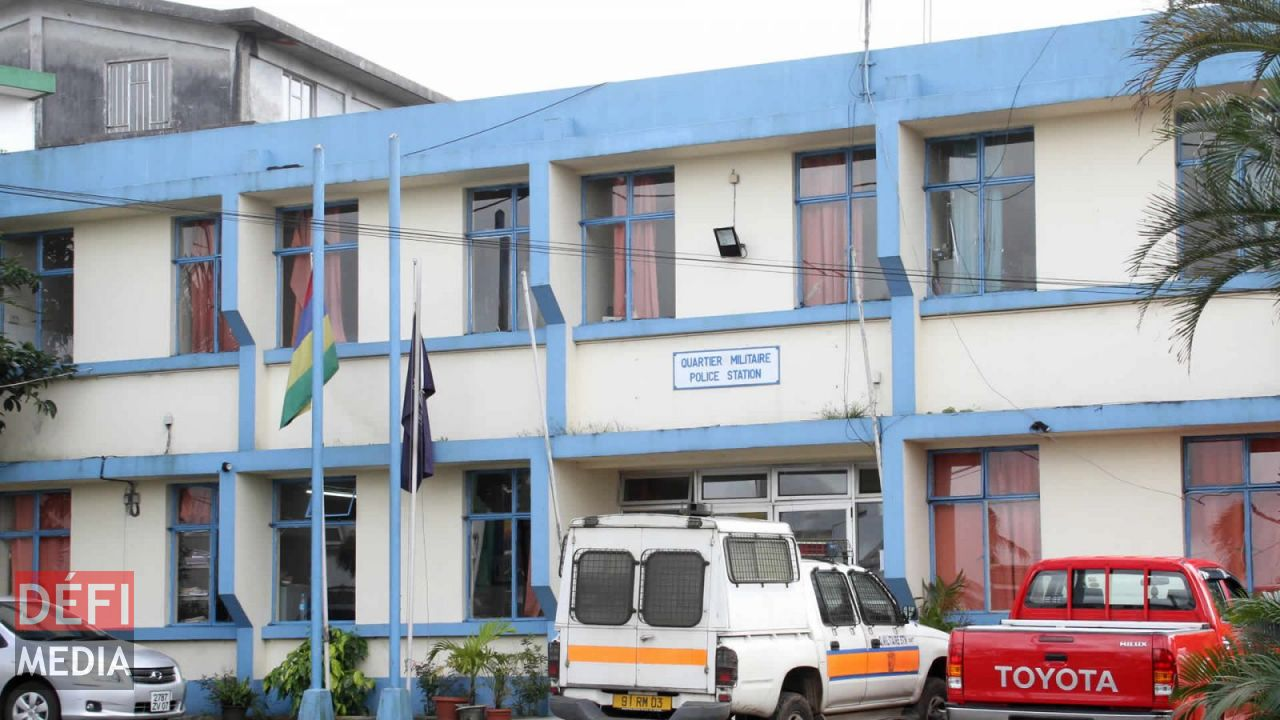 police de Quartier-Militaire