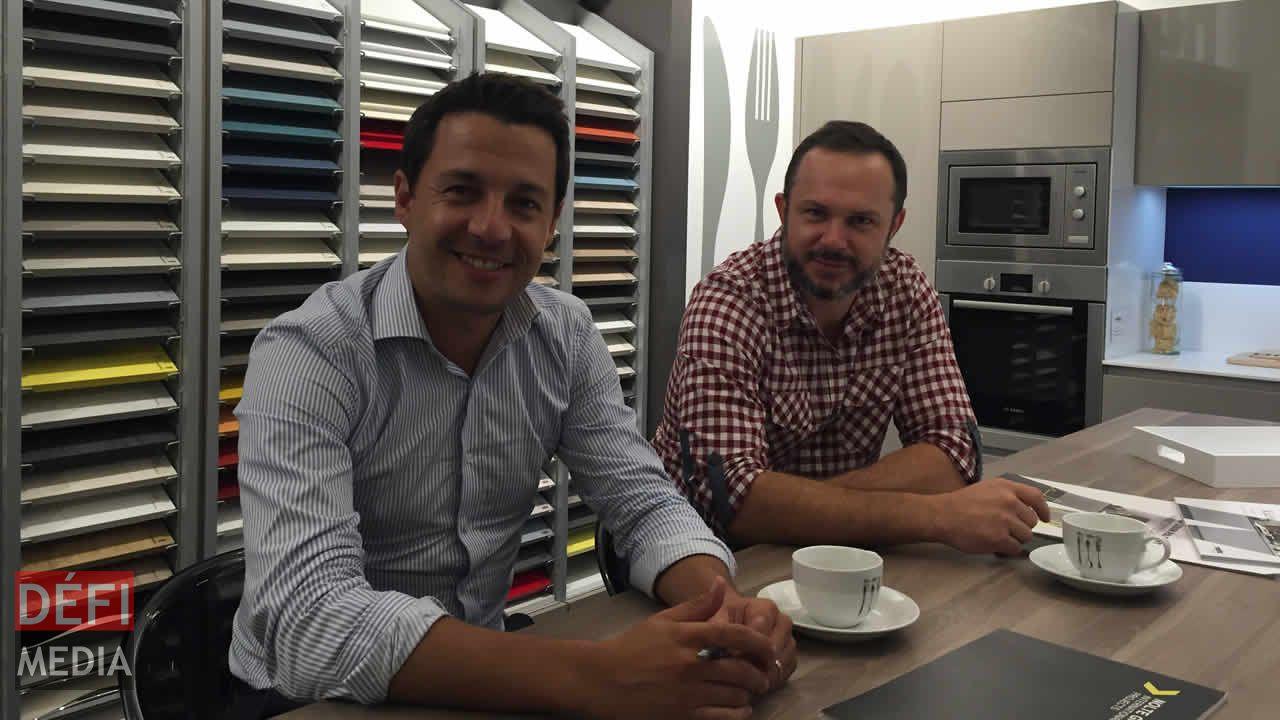 Stephan Pilot et Rodolphe Grimal