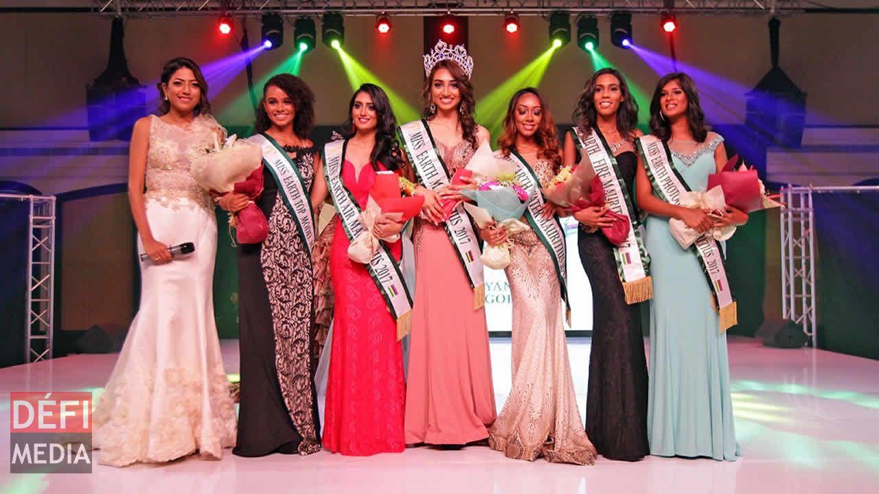 Miss Earth Mauritius 2017-2018