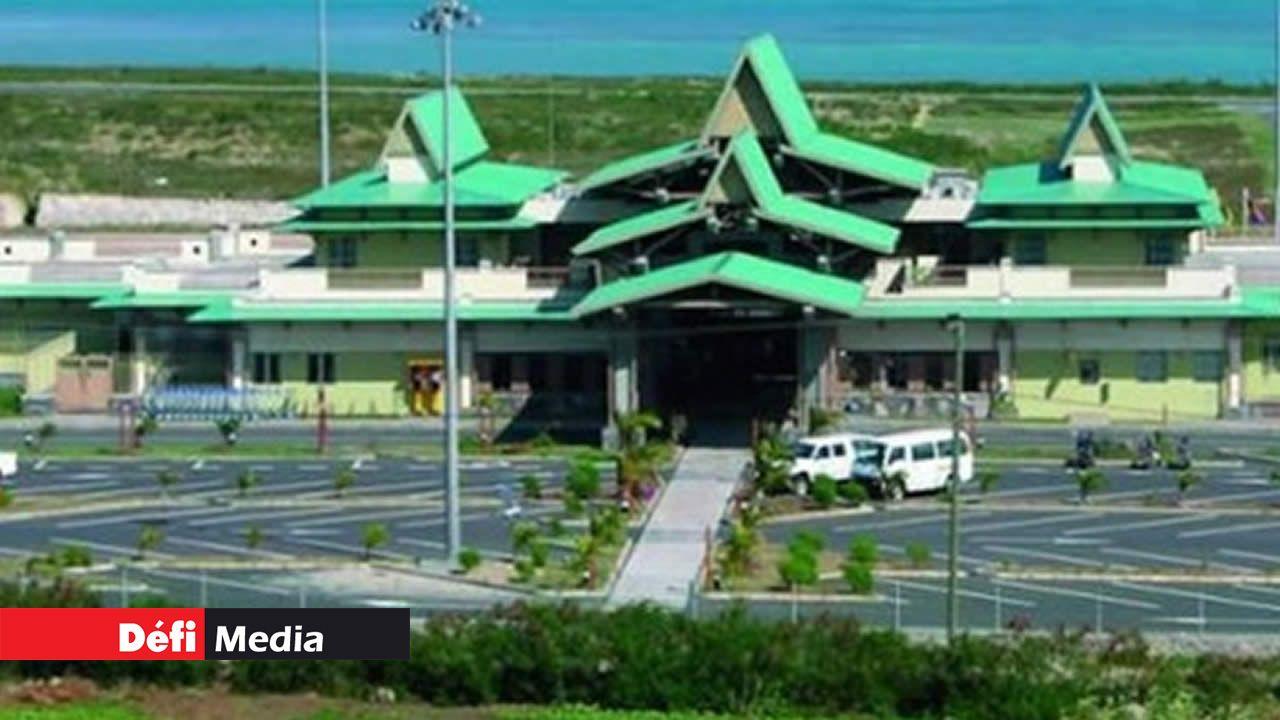 Plusieurs dizaines d'employés d'Airport of Rodrigues Ltd exigent que leurs conditions de travail et leurs salaires soient alignés à ceux de leurs collègues d'Airports of Mauritius Ltd.